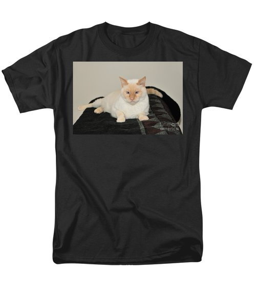Sam I Am Men's T-Shirt  (Regular Fit) by Debbie Stahre