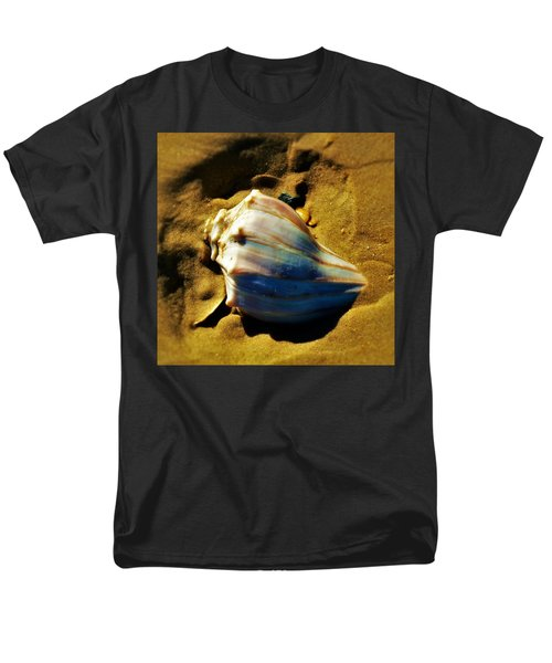 Sand Shell Men's T-Shirt  (Regular Fit) by William Bartholomew