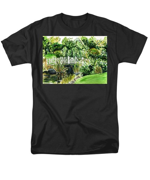 Sayen Bridge Men's T-Shirt  (Regular Fit)