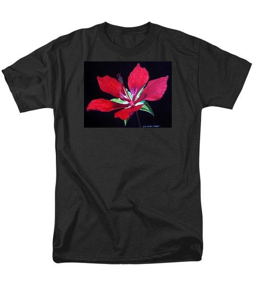 Scarlet Men's T-Shirt  (Regular Fit) by Anita Putman