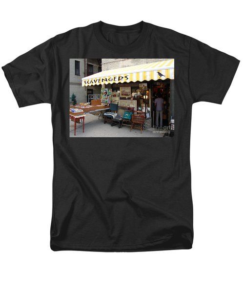 Men's T-Shirt  (Regular Fit) featuring the photograph Scavengers by Cole Thompson