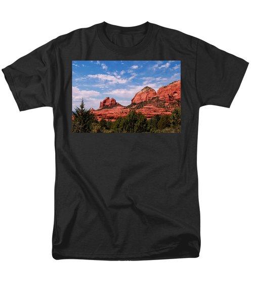 Sedona Az Men's T-Shirt  (Regular Fit) by Tom Prendergast