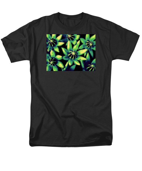 Men's T-Shirt  (Regular Fit) featuring the photograph Seed Pods by Ranjini Kandasamy