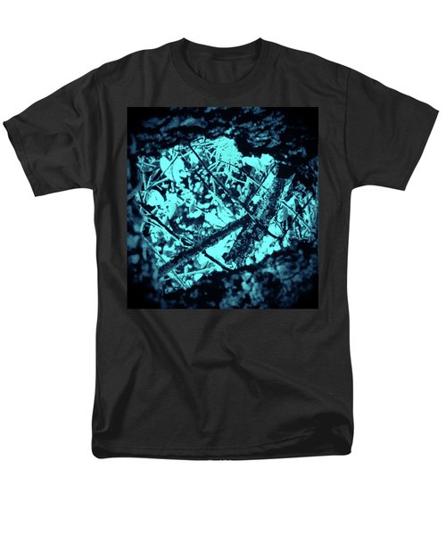 Seeing Through Trees Men's T-Shirt  (Regular Fit) by Gina O'Brien
