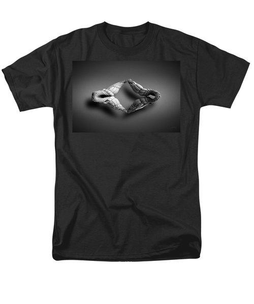 Selachimorpha Men's T-Shirt  (Regular Fit) by Joseph Westrupp