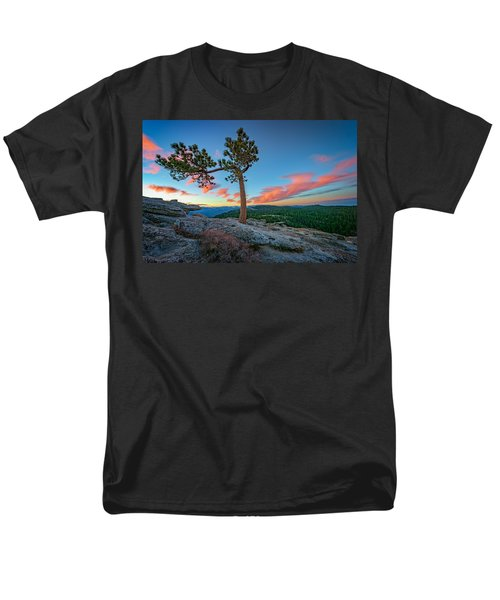 Sentinel Dawn Men's T-Shirt  (Regular Fit) by Rick Berk