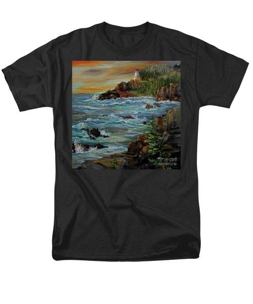 Sentry Men's T-Shirt  (Regular Fit) by Roseann Gilmore