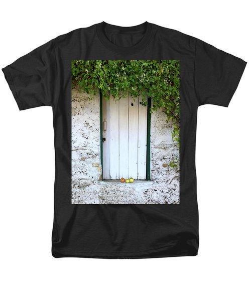Serendipitous Door Men's T-Shirt  (Regular Fit) by Russell Keating