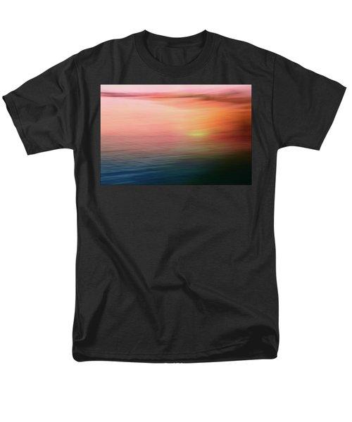 Men's T-Shirt  (Regular Fit) featuring the photograph Serenity by Allen Beilschmidt