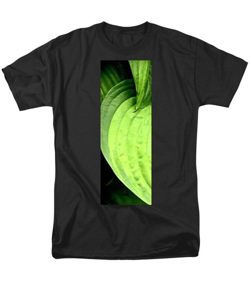 Shades Of Green Men's T-Shirt  (Regular Fit) by Jerry Sodorff