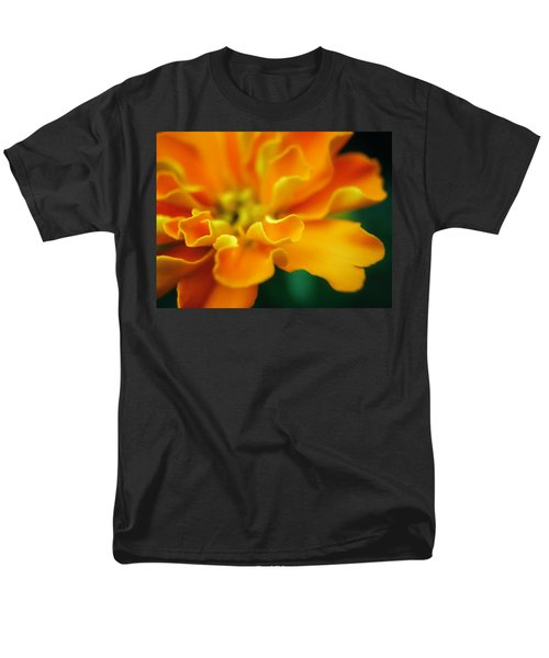 Men's T-Shirt  (Regular Fit) featuring the photograph Shades Of Orange by Eduard Moldoveanu