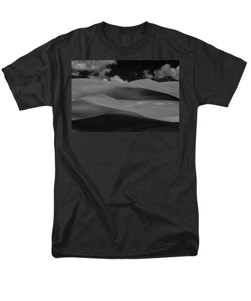 Men's T-Shirt  (Regular Fit) featuring the photograph Shades Of Sand by Brian Duram
