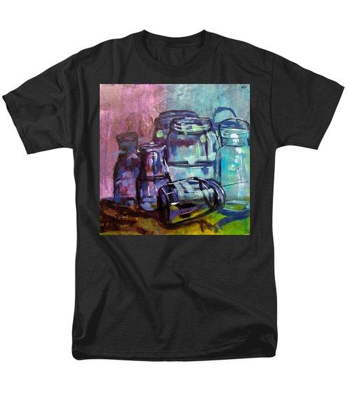 Shadows Through Glass Men's T-Shirt  (Regular Fit) by Barbara O'Toole
