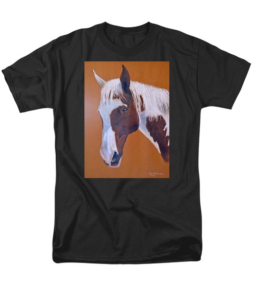 Shawnee Men's T-Shirt  (Regular Fit) by Joan Hartenstein