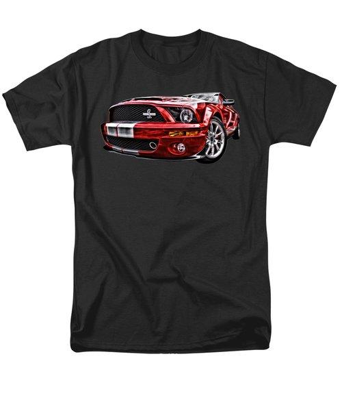 Shelby On Fire Men's T-Shirt  (Regular Fit) by Gill Billington