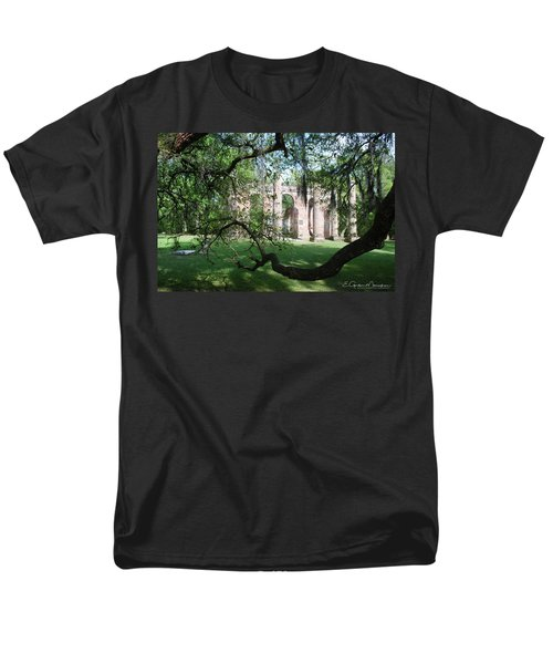 Sheldon Church 2 Men's T-Shirt  (Regular Fit) by Gordon Mooneyhan