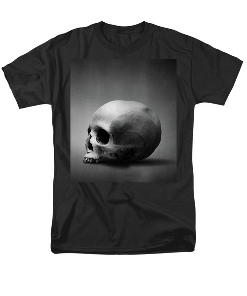 Men's T-Shirt  (Regular Fit) featuring the digital art Shell Game II by Joseph Westrupp