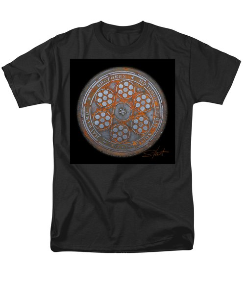 Shield 2 Men's T-Shirt  (Regular Fit) by Charles Stuart