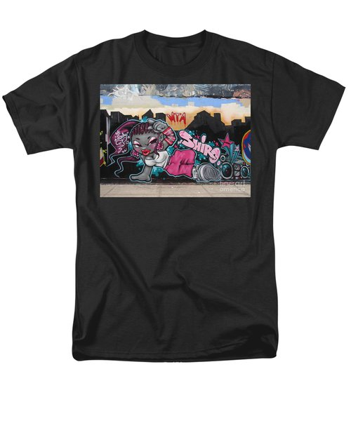 Men's T-Shirt  (Regular Fit) featuring the photograph Shiro by Cole Thompson