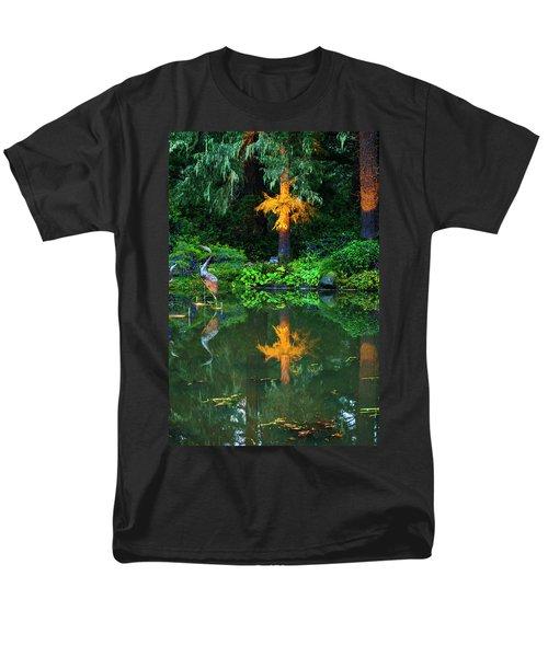 Shore Acres Beauty Men's T-Shirt  (Regular Fit)