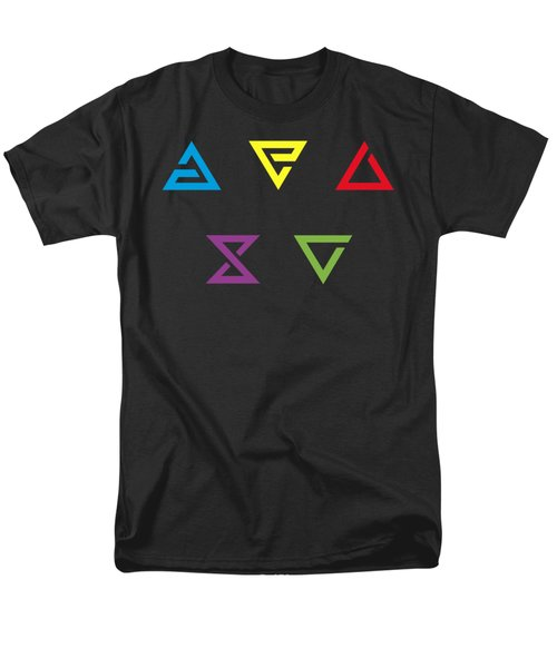 Signs Men's T-Shirt  (Regular Fit) by Lobito Caulimon