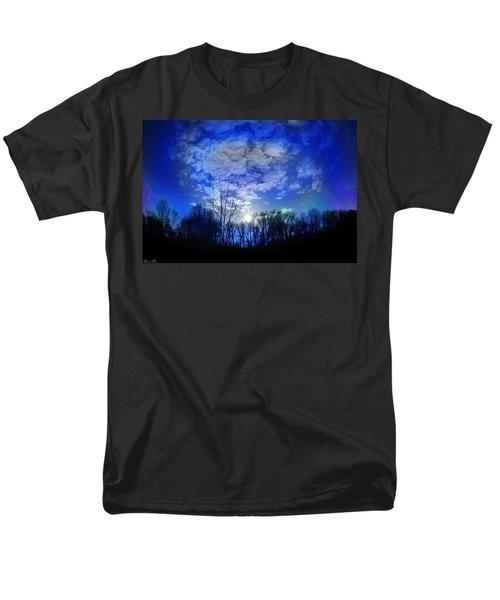Silence Men's T-Shirt  (Regular Fit) by Bernd Hau
