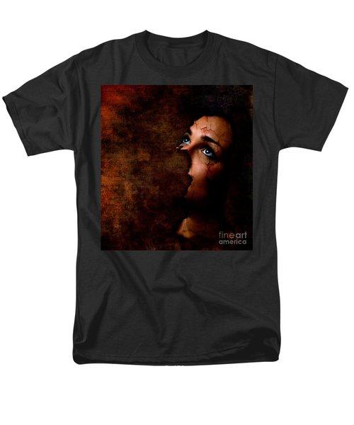 Silenced Men's T-Shirt  (Regular Fit) by Jacky Gerritsen