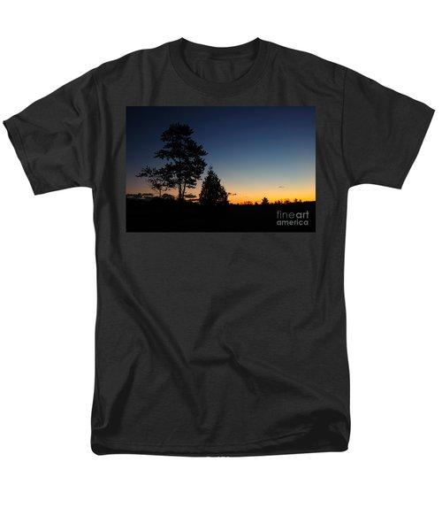 Silhouettes Men's T-Shirt  (Regular Fit) by Joe  Ng