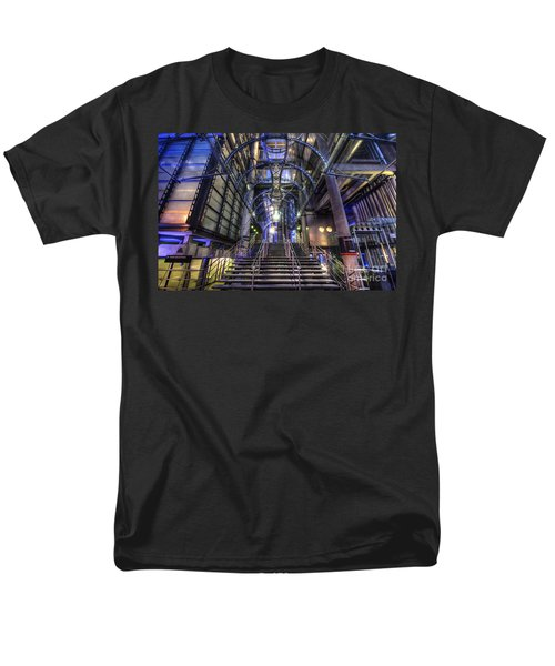 Silk And Steel 1.0 Men's T-Shirt  (Regular Fit) by Yhun Suarez