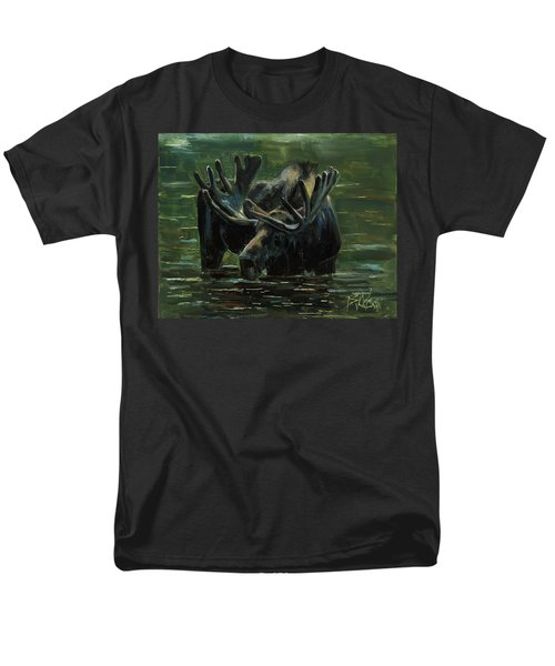 Men's T-Shirt  (Regular Fit) featuring the painting Simple Pleasures by Billie Colson