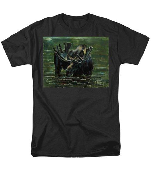 Simple Pleasures Men's T-Shirt  (Regular Fit) by Billie Colson