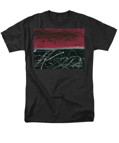 Simultanious Duality  Men's T-Shirt  (Regular Fit) by Talisa Hartley