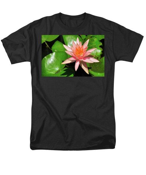 Single Flower Men's T-Shirt  (Regular Fit) by Gandz Photography