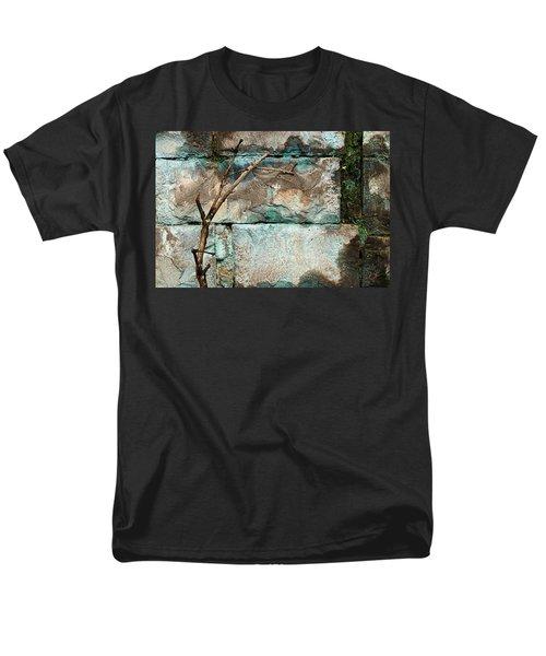 Skc 2510 Worn Out  Men's T-Shirt  (Regular Fit) by Sunil Kapadia