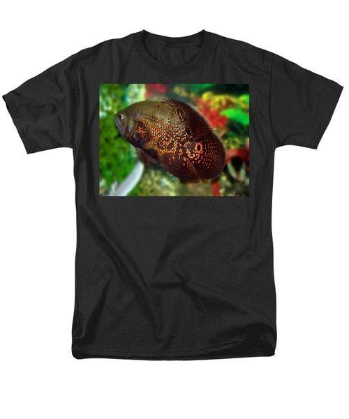 Men's T-Shirt  (Regular Fit) featuring the photograph Skeeter by Betty Northcutt