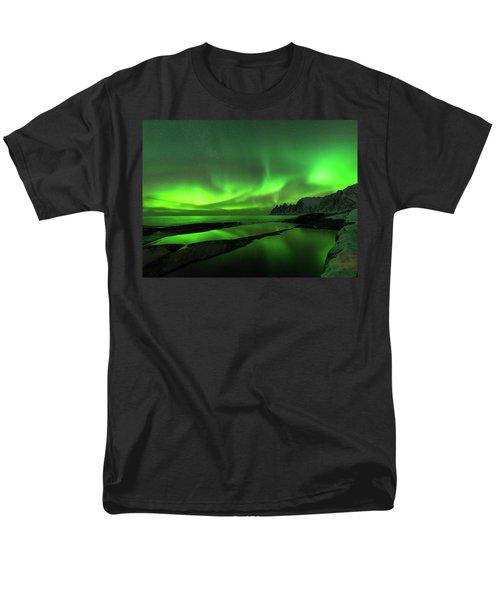 Skydance Men's T-Shirt  (Regular Fit) by Alex Lapidus