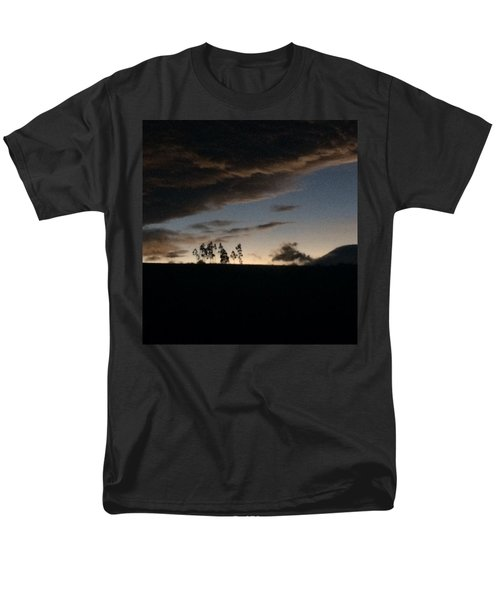 Skyline Men's T-Shirt  (Regular Fit) by Eli Ortiz