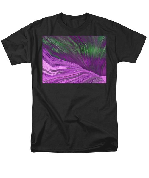 Slippery Slope Men's T-Shirt  (Regular Fit) by Tim Allen