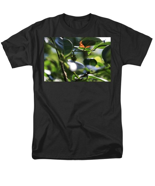 Small Nature's Beauty Men's T-Shirt  (Regular Fit) by Christopher L Thomley