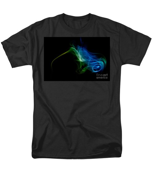 smoke VI Men's T-Shirt  (Regular Fit)