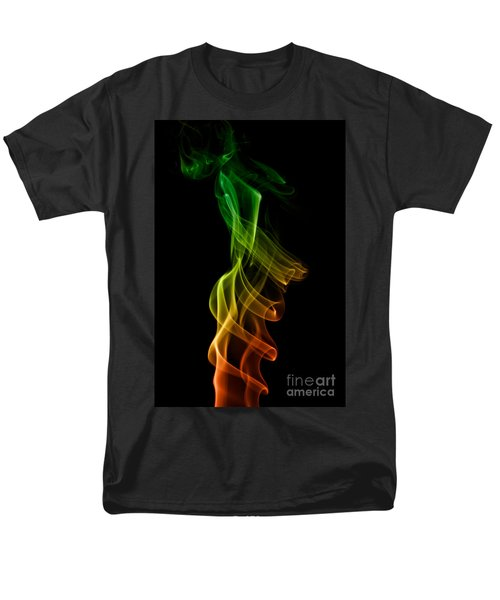 smoke XXII Men's T-Shirt  (Regular Fit)