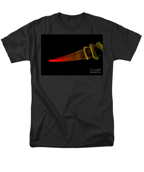 smoke XXX Men's T-Shirt  (Regular Fit) by Joerg Lingnau