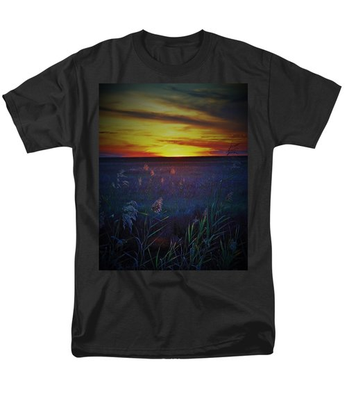 Men's T-Shirt  (Regular Fit) featuring the photograph So Many Colors by John Glass