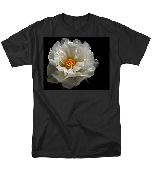 Men's T-Shirt  (Regular Fit) featuring the photograph Soft And Pure by Judy Vincent