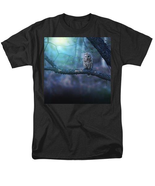 Solitude - Square Men's T-Shirt  (Regular Fit) by Rob Blair