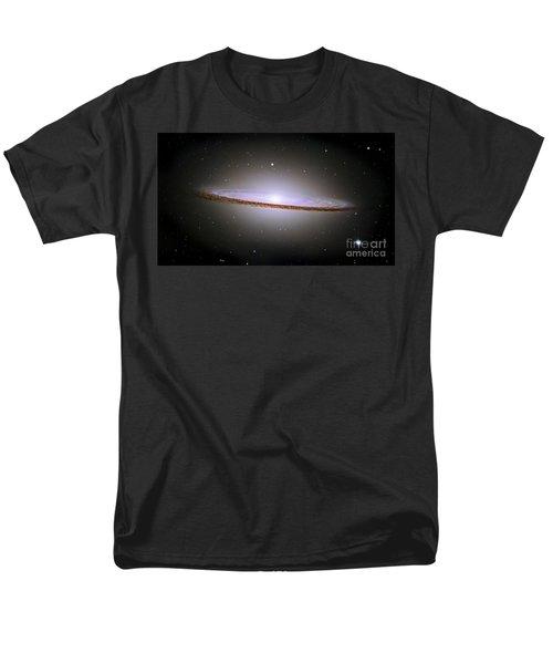 Sombrero Galaxy Men's T-Shirt  (Regular Fit)