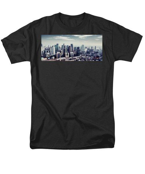 Somewhere In Japan Men's T-Shirt  (Regular Fit) by Joseph Westrupp