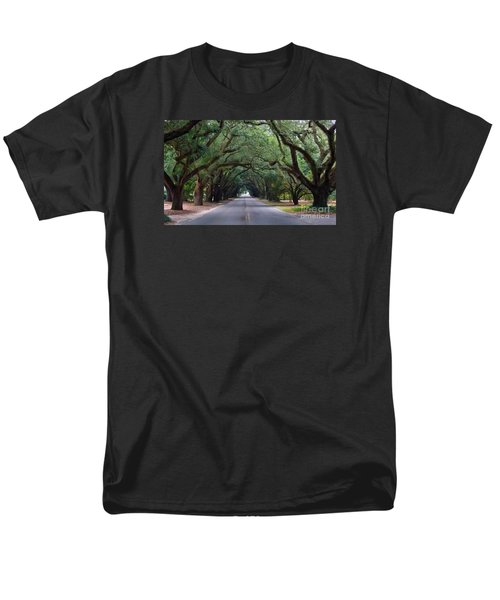 South Boundry Men's T-Shirt  (Regular Fit) by Skip Willits