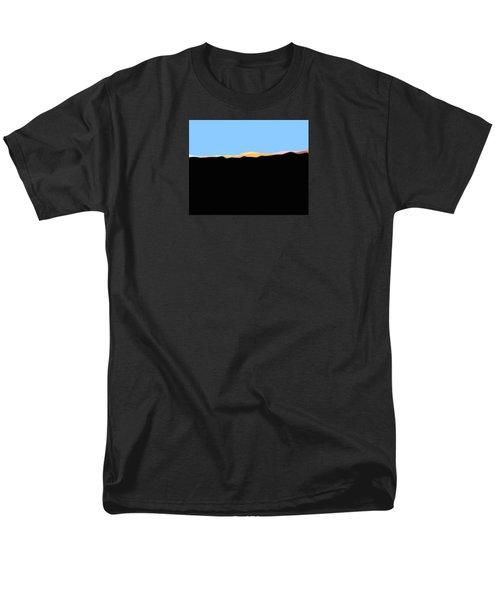 Southern San Jacintos' East End Men's T-Shirt  (Regular Fit) by Stan  Magnan