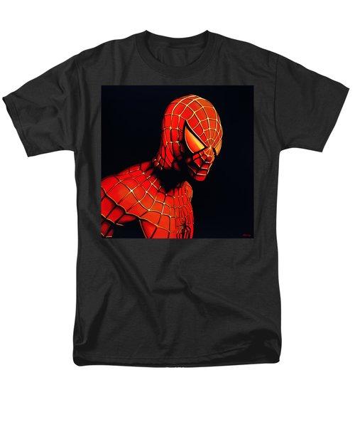 Spiderman Men's T-Shirt  (Regular Fit) by Paul Meijering